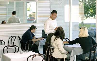 Банкетный зал кафе Квартира 286 на проспекте Просвещения фото 3