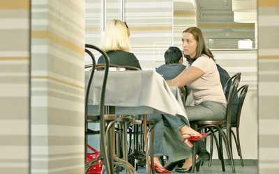 Банкетный зал кафе Квартира 286 на проспекте Просвещения фото 2
