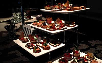 Банкетный зал ресторана FlamandRose на Малой Посадской улице фото 2