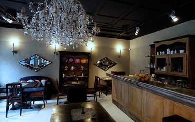 Банкетный зал ресторана FlamandRose на Малой Посадской улице