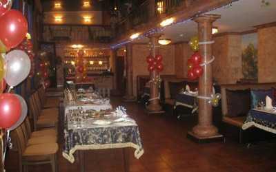 Банкетный зал кафе Кон-Коронель на улице Шкапина фото 3