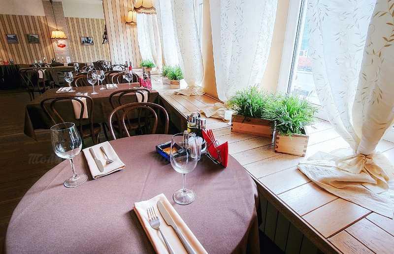 Меню кафе, ресторана Свелто (Svelto) на Лиговском проспекте