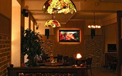 Банкетный зал кафе Атмосфера на Малом проспекте П.С. фото 3