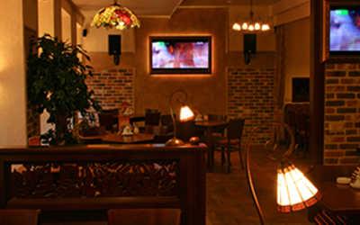Банкетный зал кафе Атмосфера на Малом проспекте П.С. фото 2