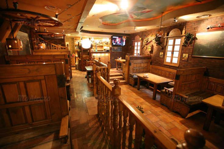 Меню кафе, ночного клуба Бородино на Лермонтовском проспекте