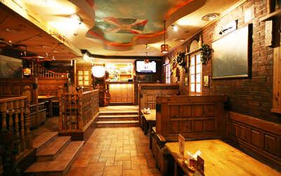 Банкетный зал кафе Бородино на Лермонтовском проспекте фото 2