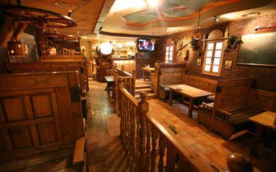 Банкетный зал кафе Бородино на Лермонтовском проспекте фото 3