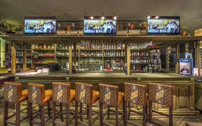 Банкетный зал ресторана Баклажан на Лиговском проспекте фото 3