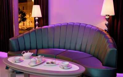 Банкетный зал ресторана Angle Vert (Англ Верт) на Суворовском проспекте