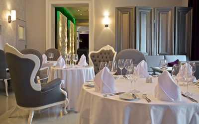 Банкетный зал ресторана Angle Vert (Англ Верт) на Суворовском проспекте фото 1