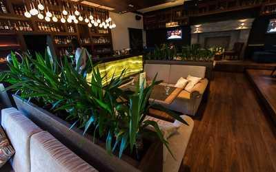 Банкетный зал караоке клуб, ресторана Day & Night by Barberry на Каменноостровском проспекте фото 1