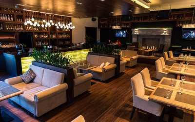 Банкетный зал караоке клуба, ресторана Day & Night by Barberry (Барберри) на Каменноостровском проспекте