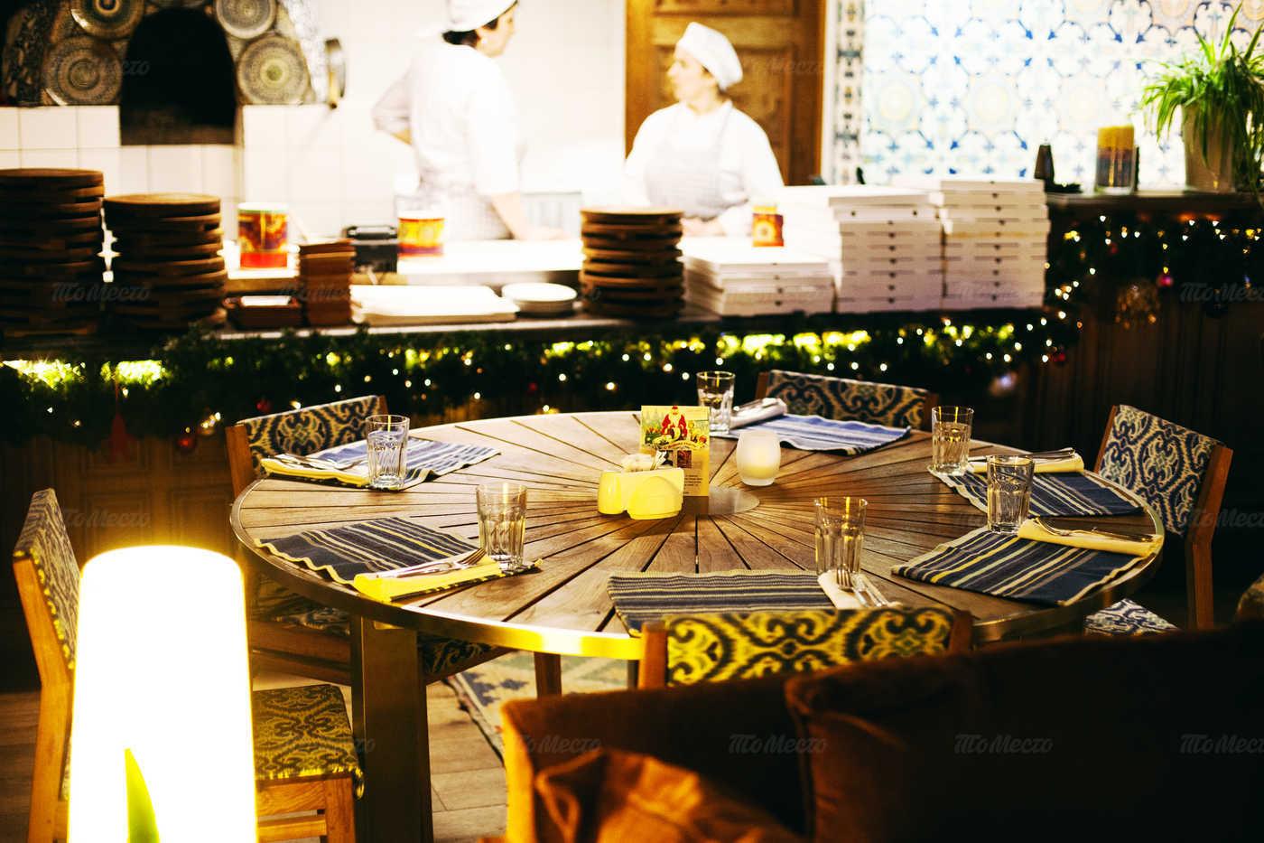 Меню ресторана Бричмула на Комендантском проспекте