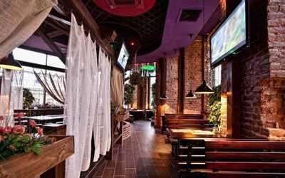 Банкетный зал бара, ресторана Дрова на Загородном проспекте фото 3