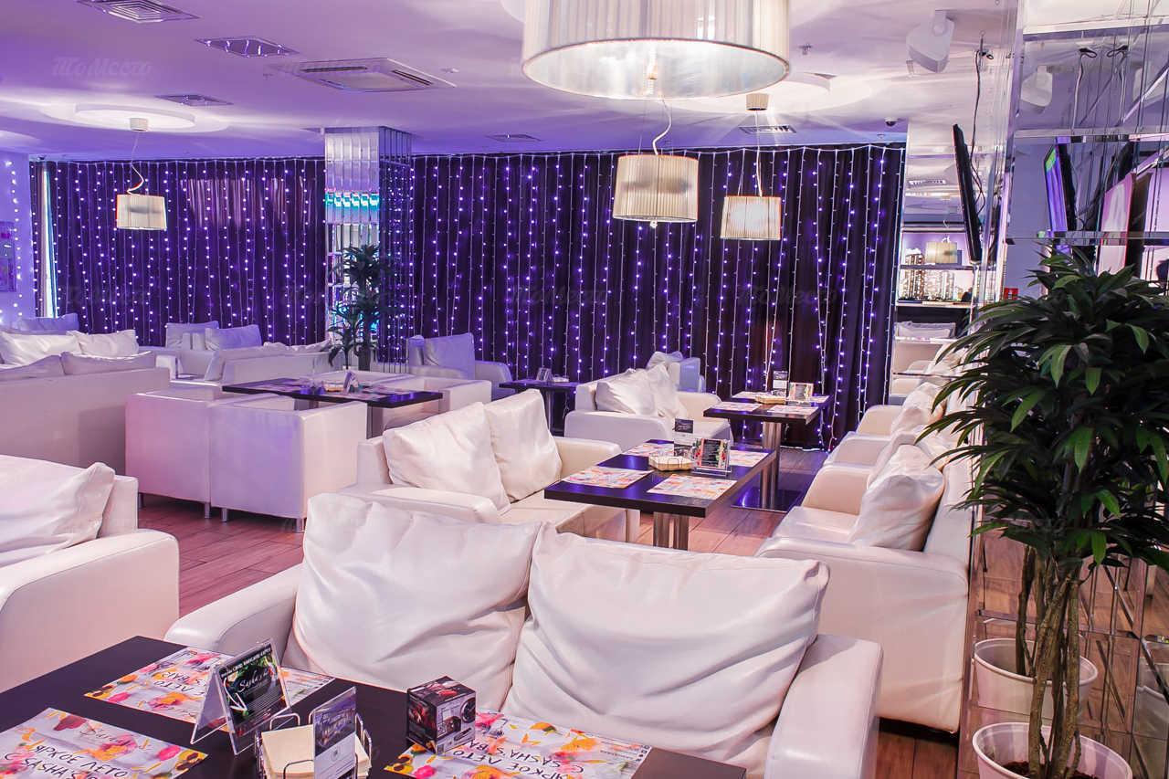 Меню бара, ресторана Sasha's bar на проспекте Космонавтов
