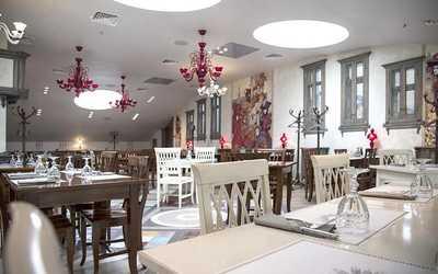 Банкетный зал ресторана La Strada (Ла Страда) на Афонской улице фото 1