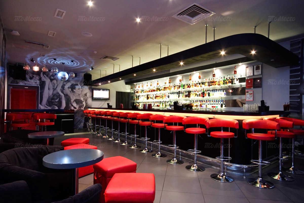Меню бара Дайкири бар (Daiquiri bar) на Гороховой улице