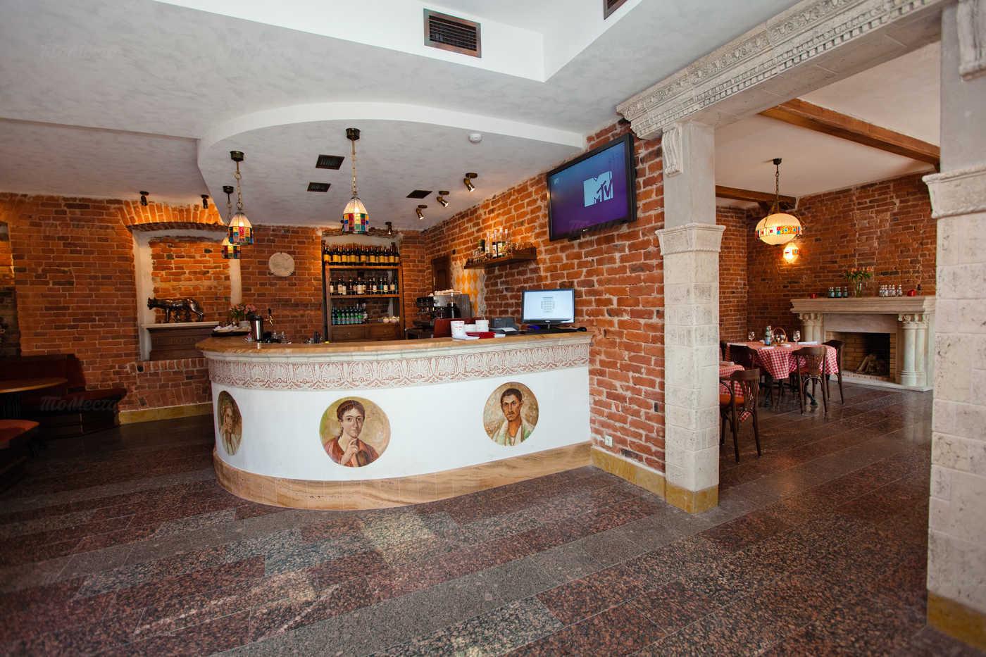 Ресторан Мама Рома (Mama Roma) на Невском проспекте фото 3