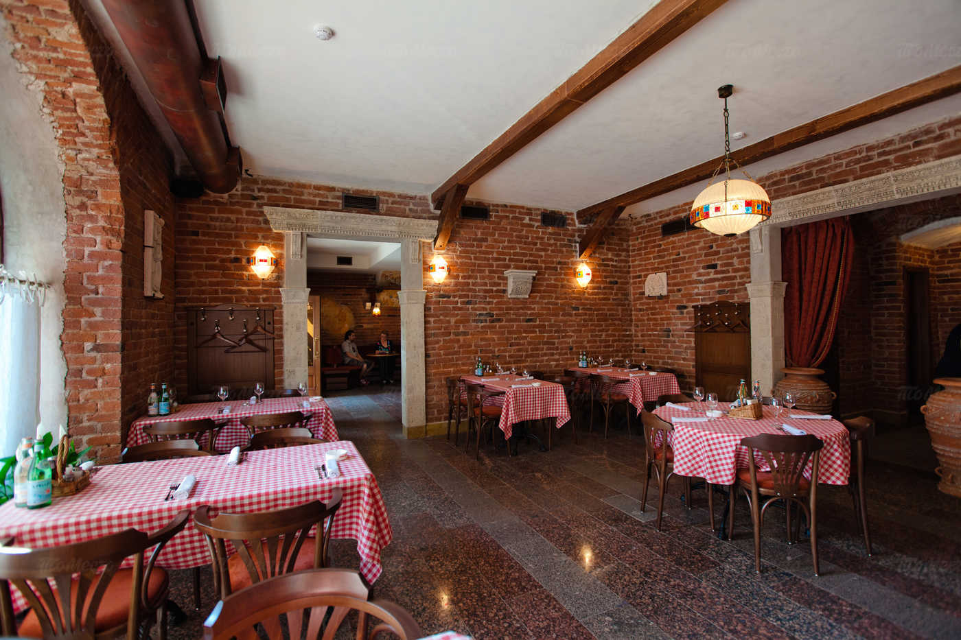 Ресторан Мама Рома (Mama Roma) на Невском проспекте фото 6
