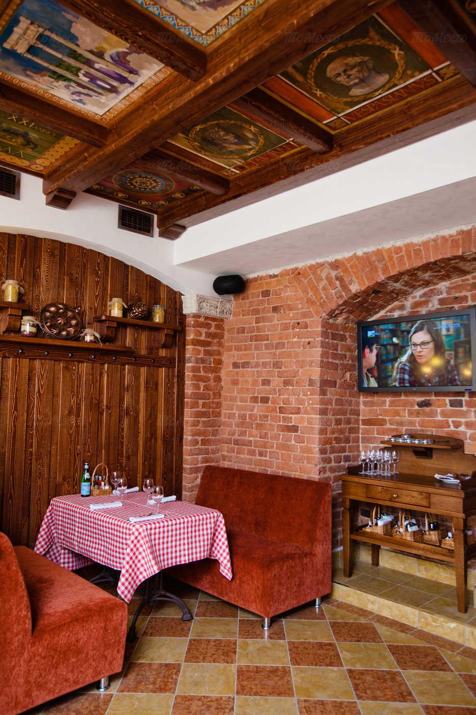 Ресторан Мама Рома (Mama Roma) на Невском проспекте фото 12