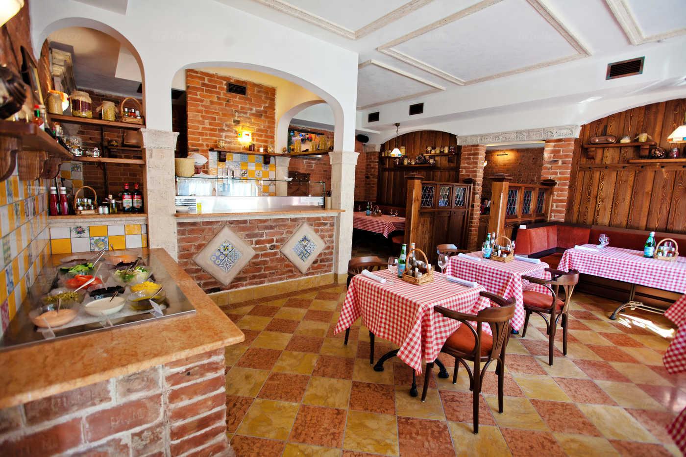 Ресторан Мама Рома (Mama Roma) на Невском проспекте фото 8