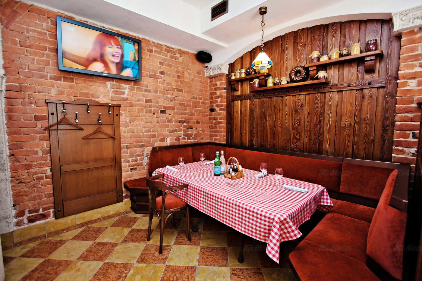 Ресторан Мама Рома (Mama Roma) на Невском проспекте фото 10