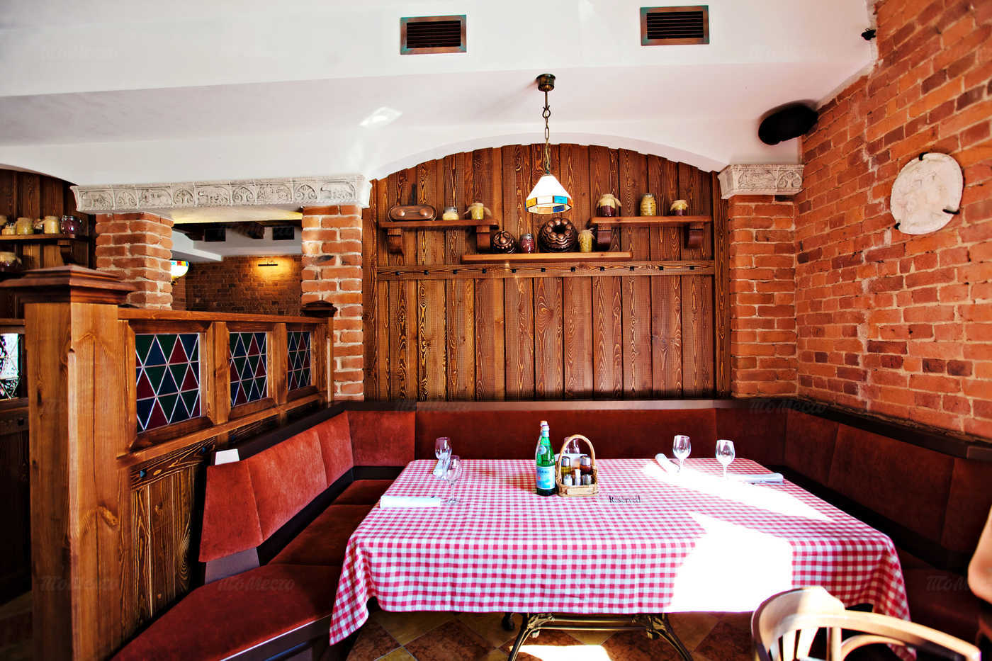 Ресторан Мама Рома (Mama Roma) на Невском проспекте фото 9