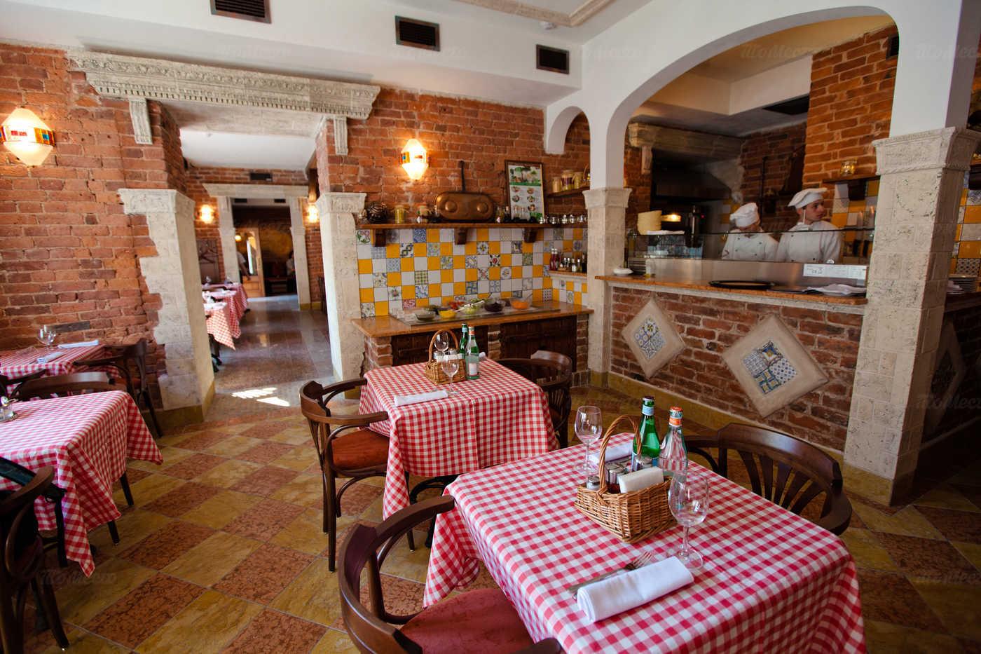 Ресторан Мама Рома (Mama Roma) на Невском проспекте фото 7