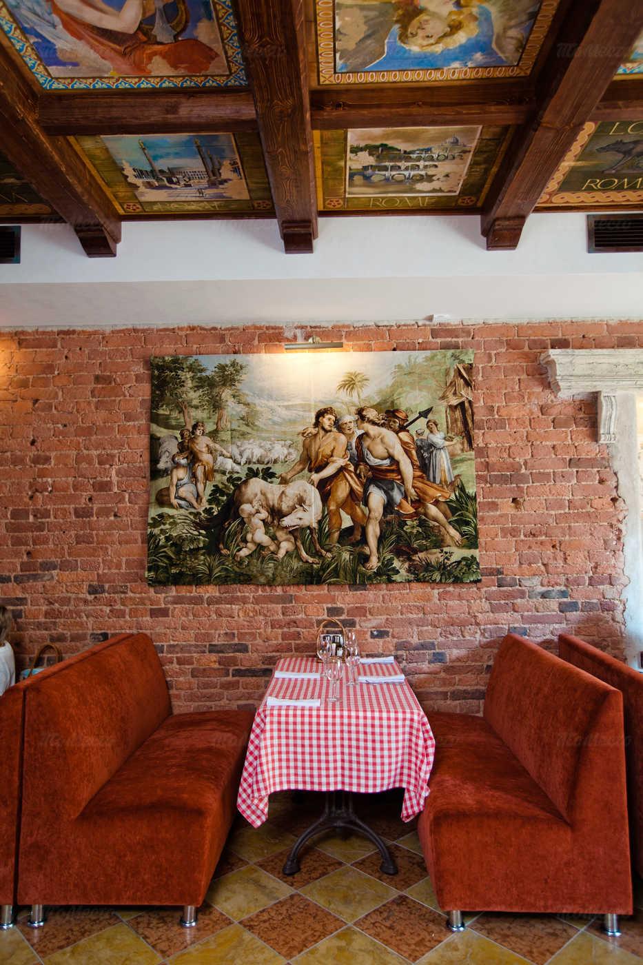 Ресторан Мама Рома (Mama Roma) на Невском проспекте фото 11