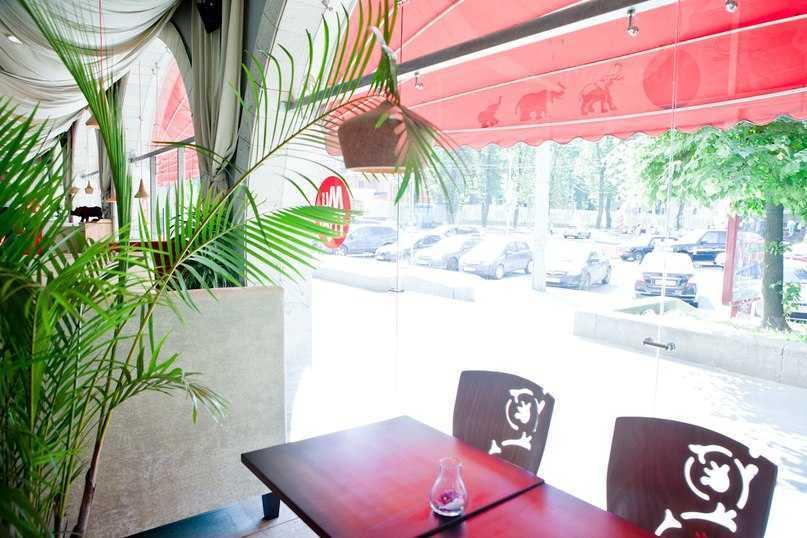 Меню ресторана Май Тай (My Thai) на Финляндском проспекте
