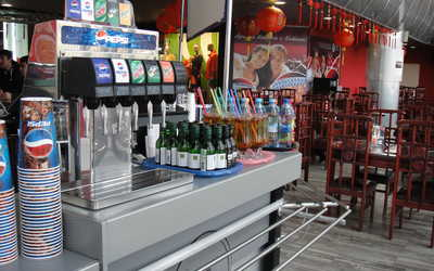 Банкетный зал ресторана Чайна Таун на улице Ефимовой фото 2