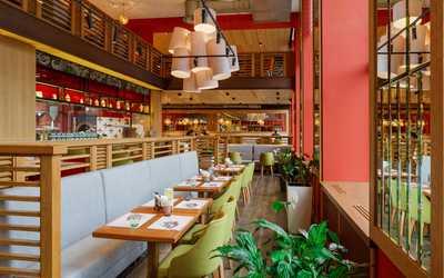 Банкетный зал ресторана Italy на Московском (Итали на Московском) на площади Чернышевского