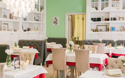 Банкеты ресторана Philibert (Филиберт) на Коломенской улице фото 1