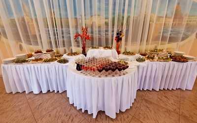 Банкетный зал ресторана Коломяжские сады на Чистяковской улице фото 3