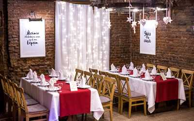 Банкетный зал ресторана Амадеус на Кирочной улице фото 2