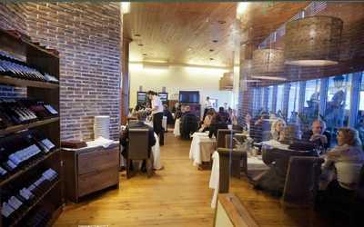 Банкетный зал ресторана Гемо (Gemo) на Большом проспекте Васильевского острова фото 3