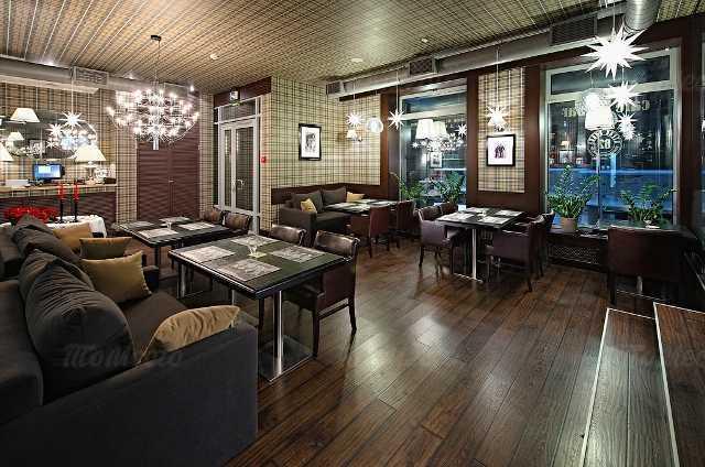 Меню ресторана, стейк-хауса Bullhouse (Буллхаус) на Каменноостровском проспекте