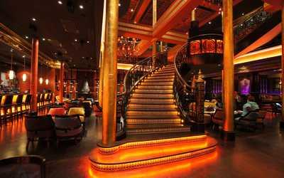 Банкетный зал ресторана Будда Бар (Buddha-Bar St.Petersburg) на Синопской набережной фото 1