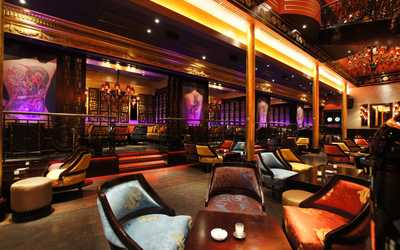Банкетный зал ресторана Будда Бар (Buddha-Bar) на Синопской набережной фото 1