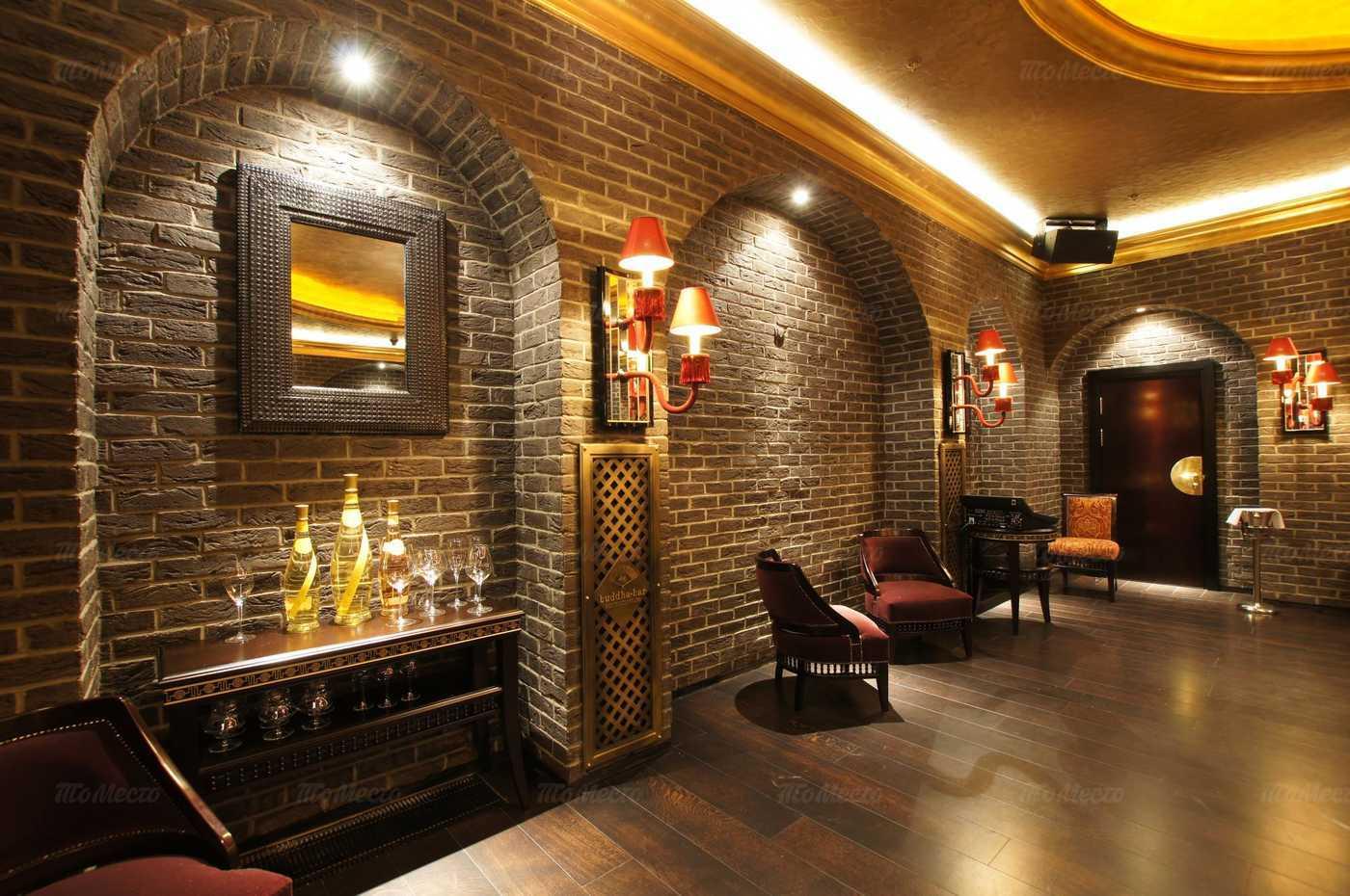 Меню ресторана Будда Бар (Buddha-Bar St.Petersburg) на Синопской набережной
