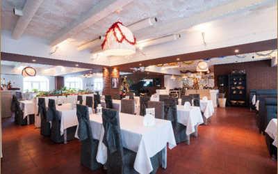Банкетный зал ресторана Кабанчик на проспекте Авиаконструкторов фото 3