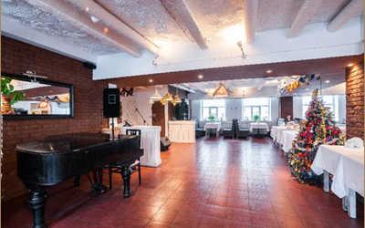 Банкетный зал ресторана Кабанчик на проспекте Авиаконструкторов фото 2