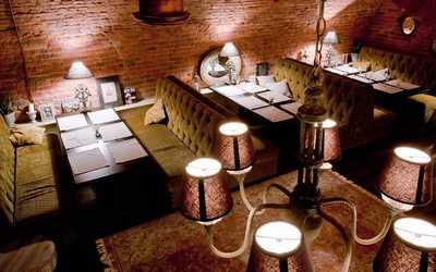 Банкетный зал ресторана Legran (Легран) на Миллионной улице фото 2