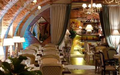 Банкетный зал ресторана Legran (Легран) на Миллионной улице фото 1