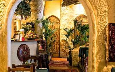 Банкетный зал ресторана Белое солнце пустыни на Неглинной улице фото 1