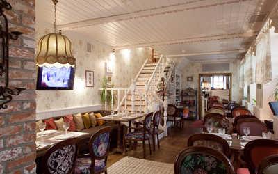 Банкетный зал ресторана Дед Пихто на Мясницкой улице фото 1