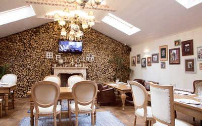 Банкетный зал ресторана Дед Пихто на Мясницкой улице фото 2