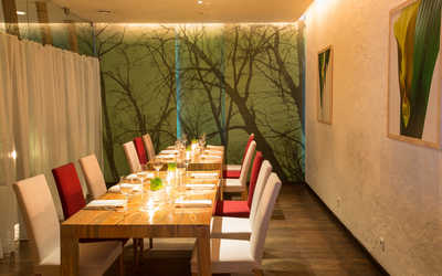 Банкетный зал ресторана Апрель на Большой Спасской улице фото 3
