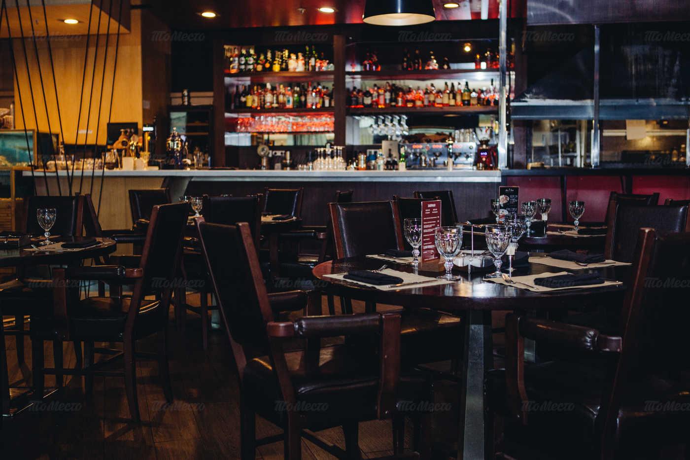 Ресторан Мясо & Рыба (Meat & Fish) на Пресненской набережной фото 5