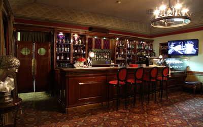 Банкетный зал ресторана Мясной клуб на улице Кузнецкий Мост фото 3